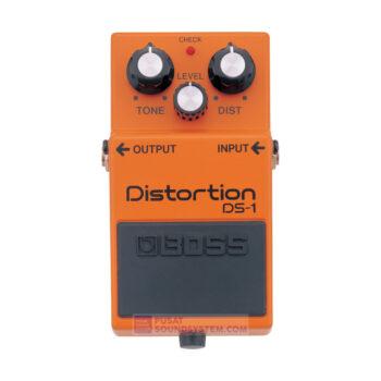 Boss DS-1 Distortion Guitar Pedal Effect