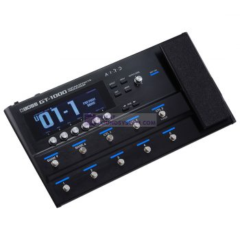 Boss GT-1000 Guitar Effects Processor with Expression Pedal