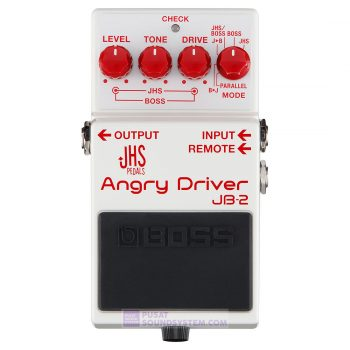 Boss JB-2 Angry Driver Guitar Pedal Effect