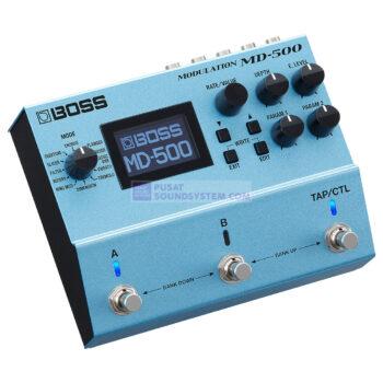 Boss MD-500 Modulation Guitar Pedal Effect
