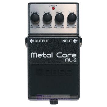 Boss ML-2 Metal Core Heavy Distortion Guitar Pedal Effect