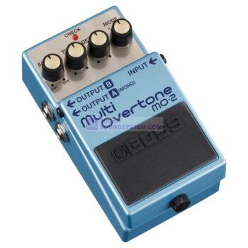 Boss MO-2 Multi Overtone Guitar Pedal Effect