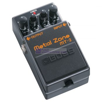 Boss MT-2W Metal Zone Guitar Pedal Effect
