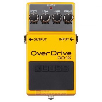 Boss OD-1X OverDrive Guitar Pedal Effect