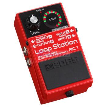 Boss RC-1 Loop Station Guitar Pedal Effect