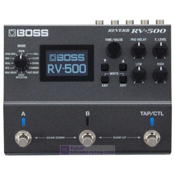 Boss RV-500 Reverd Guitar Multi Effects Pedal