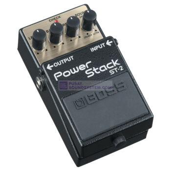 Boss ST-2 Power Stack Distortion Guitar Effect