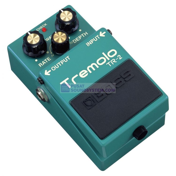 Boss TR-2 Tremolo Guitar Pedal Effect