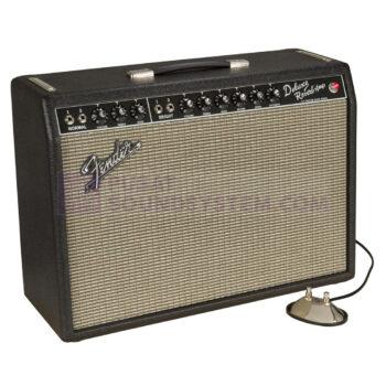 Fender 64 Custom Deluxe Reverd Ampli Gitar