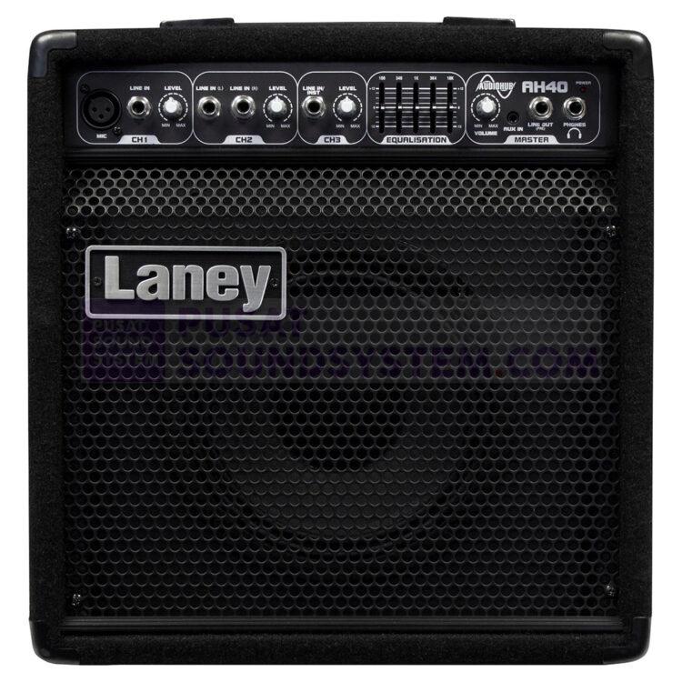 Laney AH40 Ampli Combo Multi-Instument 8-Inch 3-Input 40-Watt