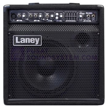 Laney AH80 Ampli Combo Multi-Instrument 10-Inch 3-input 80-W...