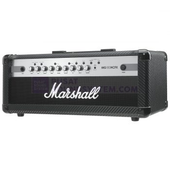Marshall MG100HCFX Carbon Fibre Head Ampli Gitar 4×12&#...