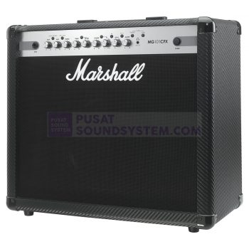 Marshall MG101CFX Carbon Fibre Ampli Gitar 1×12″ ...