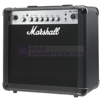 Marshall MG15CFR Carbon Fibre Ampli Gitar Reverb 1×8&#8...