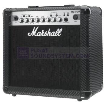 Marshall MG15CFX Ampli Gitar 8-Inch (1×8″ With FX...