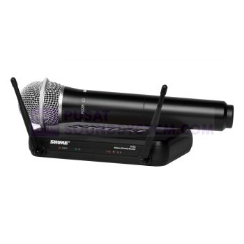 Shure SVX24/PG28 Wireless Vocal System