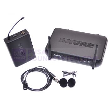 Shure SVX14/CVL Wireless Presenter System