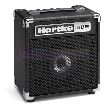 Hartke HD-15 Ampli Bass 1×6.5″ (6.5-Inch) 15-Watt