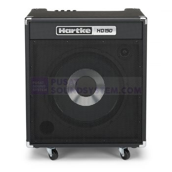 Hartke HD-150 Ampli Bass 1×15″ (15-Inch) 150-Watt