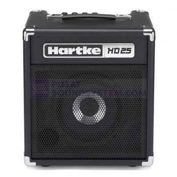 Hartke HD-25 Ampli Bass 1×8″ (8-Inch) 25-Watt