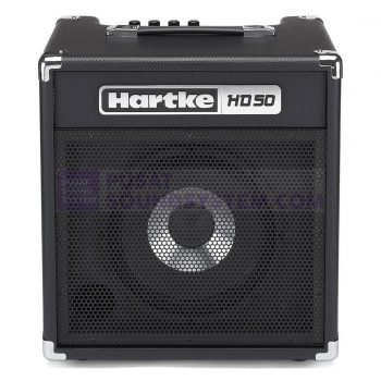 Hartke HD-50 Ampli Bass 1×10″ (10-Inch) 50-Watt