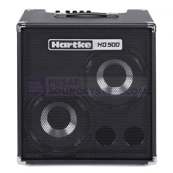 Hartke HD-500 Ampli Bass 2×10″ (10-Inch) 500-Watt