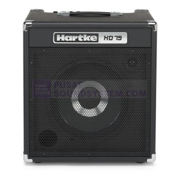 Hartke HD-75 Ampli Bass 1×12″ (12-Inch) 75-Watt