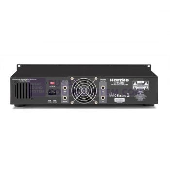 Hartke LH-500 Head Ampli Bass 500-Watt