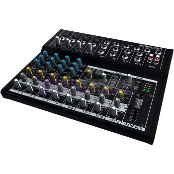 Mackie Mix12FX Mixer Analog 12 Channel