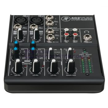 Mackie 402VLZ4 Mixer Analog 4 Channel