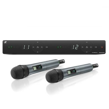 Sennheiser XSW 1-835 Dual Handheld Wireless Microphone