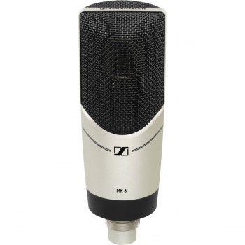 Sennheiser MK 8 Microphone Vocal Recording