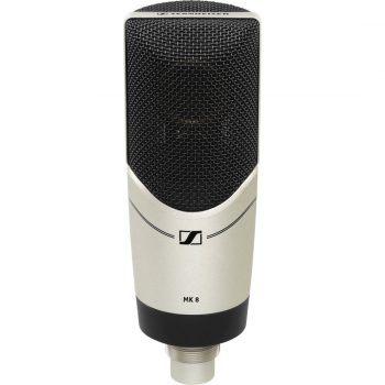 Sennheiser MK 8 Microphone Vocal Recording