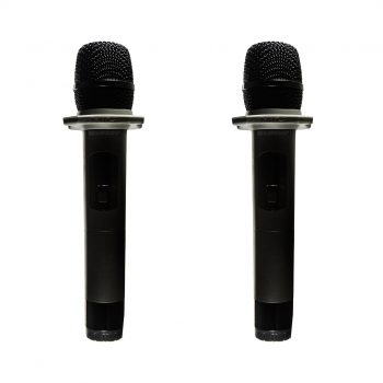 Audiobank WMX 11 Wireless Handheld Karaoke Microphone