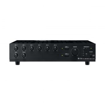 TOA A 1812 Mixer Amplifier PA System 120 Watt
