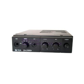 TOA ZA 250S Mixer Amplifier Mobil 25 Watt