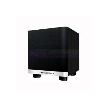 Audiobank KSB 120 Subwoofer Karaoke Aktif 12 Inch 150 Watt