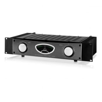 Behringer A500 Power Amplifier 2 Channel 600 Watt