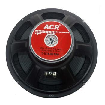 ACR PRO NEW C-1018 HW Speaker Fullrange 10-Inch 300-Watt
