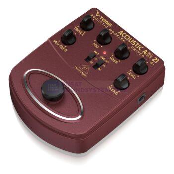 Behringer ADI21 V-Tone Acoustic Driver DI Pedal