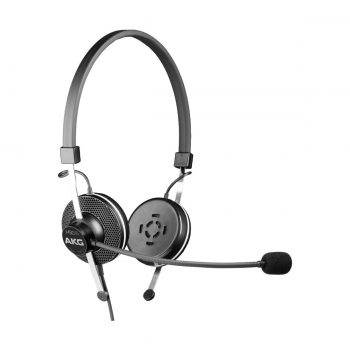 AKG HSC15 High Performance Conference On-ear Headset