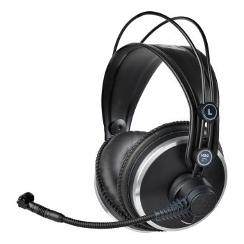AKG HSC271 Closed Over-ear Headset