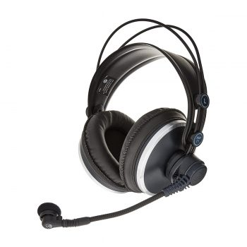 AKG HSD271 Professional Closed Over-ear Headset With Dynamic...