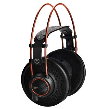 AKG K712 Pro Open-back Mastering and Reference Headphones