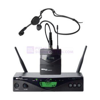 AKG WMS 470 Sports Set Wireless Microphone System