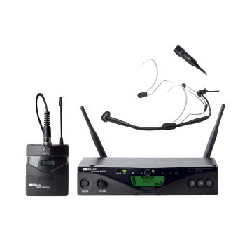 AKG WMS470 Presenter Set Wireless Microphone System
