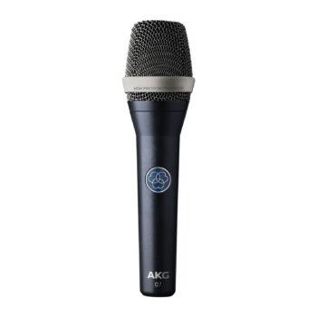 AKG C7 Mic Vokal Kabel Condenser Super Cardioid