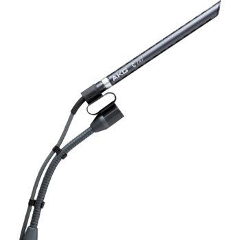 AKG C747 V11 Mic Shotgun Condenser Hypercardioid