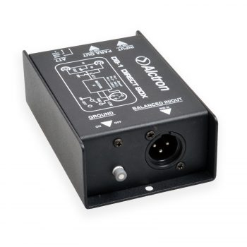 Alctron DB1 DI BOX Pasif 1 Channel