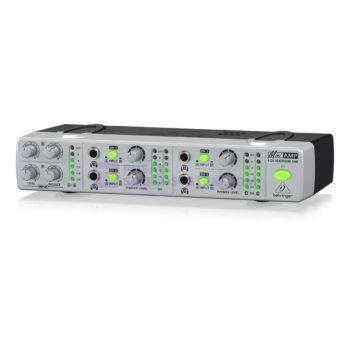 Behringer MiniAmp AMP800 4-Ch Headphone Amplifier